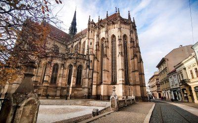 Košice, fenomenálna metropola východu